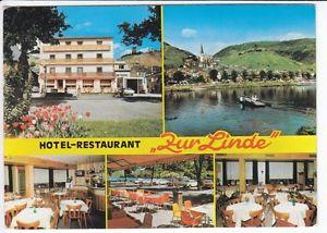 "Ak  KLOTTEN / Mosel     Hotel  ""Zur Linde""    ( .. 67 078 )  N"