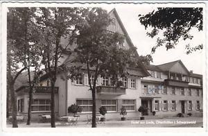 """Ak  OTTENHÖFEN / Schwarzwald   Hotel """"LINDE""""  1961   ( .. 82  099 )  N"""