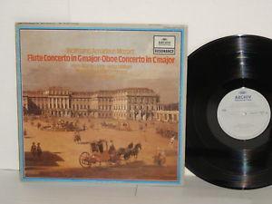 Hans Stadlmair Linde Holliger Mozart Flute Concerto Munich Chamber Orchestra