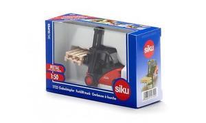 SIKU DIECAST MODELS 1/50 LINDE FORKLIFT SKU1722