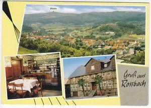 """Ak  ROSSBACH    Gasthaus  """"Zur Linde""""( .. 75 100 )"""