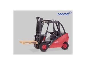 Conrad 2785 LINDE H20/25 FORKLIFT 1/25 CARRELLO Modellino