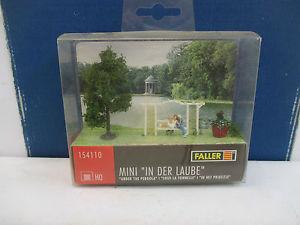 """Faller H0 154110 Mini """"In der Linde""""  WT6568"""