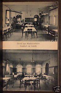 Gruß a.Nieder Zwönitz,Gasthof Zur Linde,tolle Ak u.1910