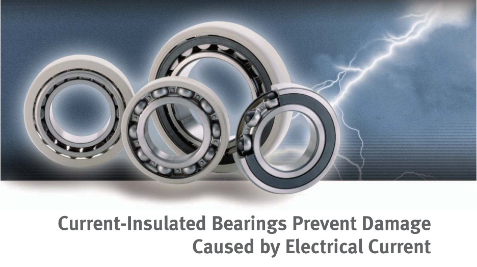 Current-Insulated Bearings as a Preventive Measure