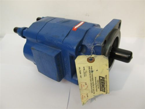 Permco P5151A231AA12ZA22-14, 5151 Series Medium Displacement Hydraulic Pump