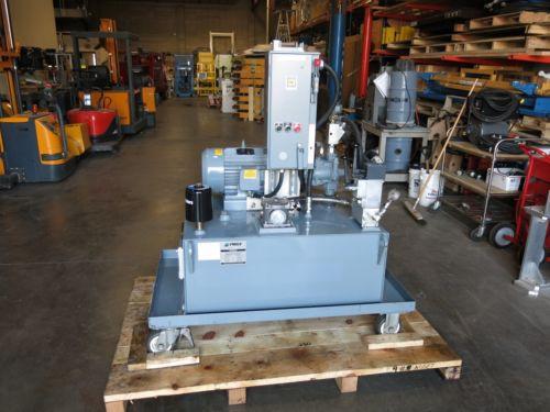 10 Singapore Greece HP 20 GPM 4000 PSI Hydraulic Power Supply