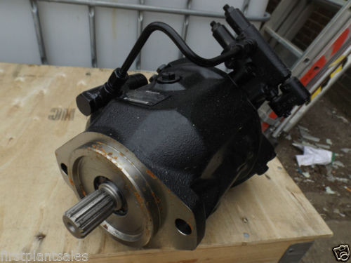 JCB Egypt Germany 8061 Rexroth Hydraulic Pump P/N 332/B0316