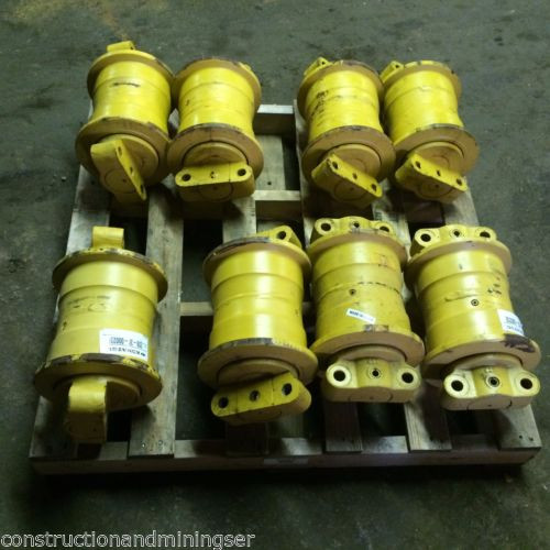 NEW KOMATSU PC400 Track Roller Assembly OEM Parts 208-30-00210