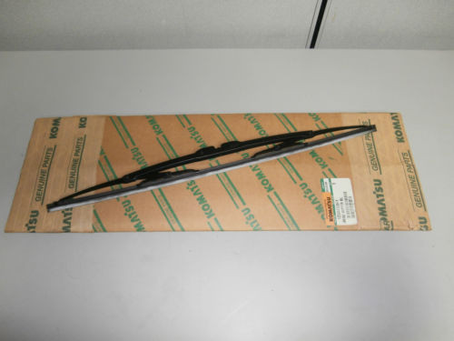 New Genuine Komatsu 1251450H1 Wiper Blade OEM *NOS*