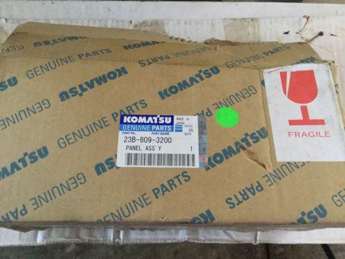 Komatsu 23B-809-3200 Panel Assembly