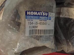 Genuine Komatsu Parts 1541565561