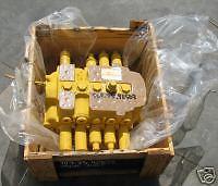 Komatsu Hydraulic Valve Assembly 709-75-92503