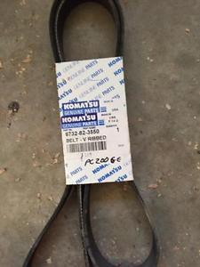 Genuine Komatsu Parts 6732823550