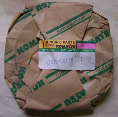 Komatsu D135-155 Recoil Spring Seal - Part# 07019-00130 - Unused in Package