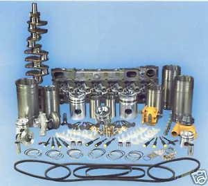 Komatsu 6D125E Engine Overhaul Rebuild Kit