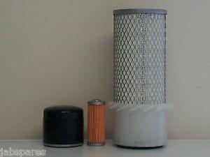 Komatsu PC10-7 w/3D78-N Eng. Filter Service Kit