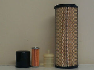 Komatsu PC27R-8 w/3D82AE Eng.  s/n F31103> Filter Service Kit
