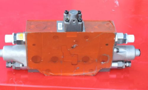 Komatsu C5S51074 Control Section with New with Minor Damage