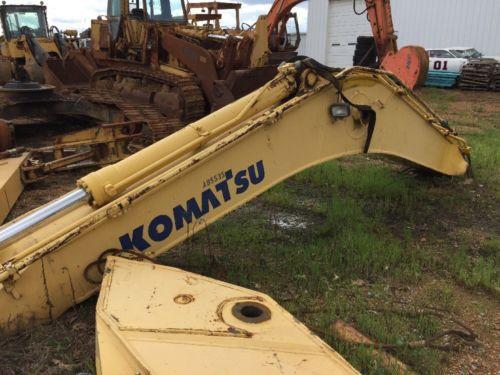 Used Komatsu PC300–7 Boom