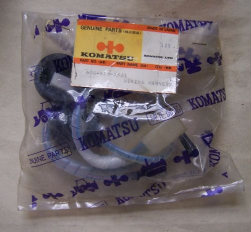 Komatsu D155 Auto Prime System Wiring Assy- Part# 600-815-1581 Unused in Package