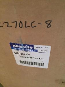 Komatsu Parts 6001854100 Baldwin RS3517 Cummins AF25667 Wix 46744