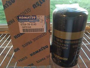 Komatsu Filter Element 6754796140, Wix 33956, Napa 3956 Baldwin BF7957