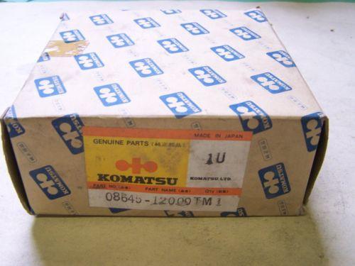 Komatsu Water Temperature Guage Part No. 08645 12000 TM1 - New In The Box