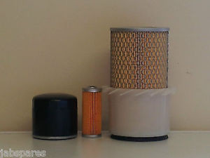 Komatsu PC10-5 w/3D75-2 Eng. Filter Service Kit