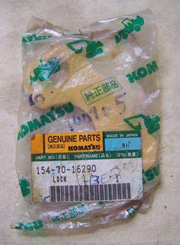 Komatsu D80-D85-D155-PC200 Blade Lock - Part# 154-70-16290-Unused in Package
