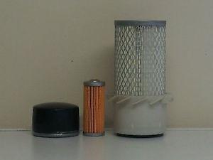 Komatsu PC07-2 w/3D72-F2 Eng. Filter Service Kit
