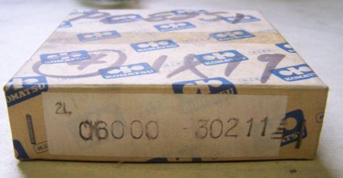 Komatsu D75-80-85... Carrier Roller Bushing - Part# 06000-30211 - Unused in Box
