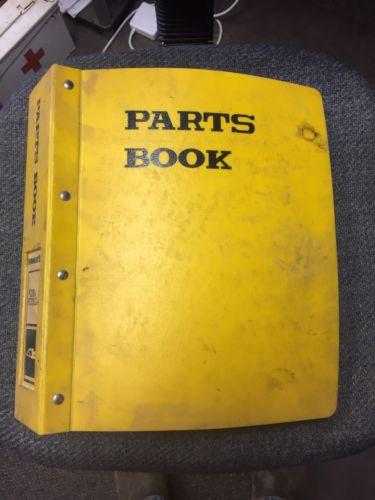 Komatsu PC200-6 Parts Manual