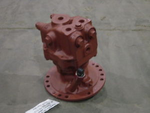 Tested Komatsu PC120-6 Excavator Swing Motor