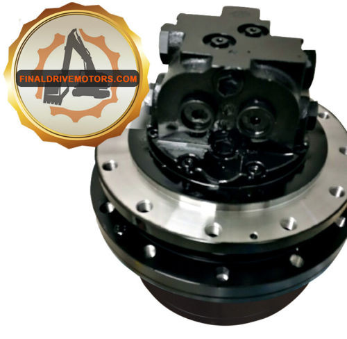 Komatsu PC50MR, PC50MR-1, PC50MR-2, PC50MR-3 Final Drive Motors - Travel Motors