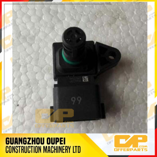 MAP Air Intake Pressure Sensor 2897333 for Cummins Diesel 6.7L Komatsu PC200-8
