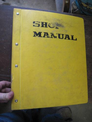OEM Komatsu PC200EN-6K PC200EL-6K SHOP SERVICE REPAIR Manual Book