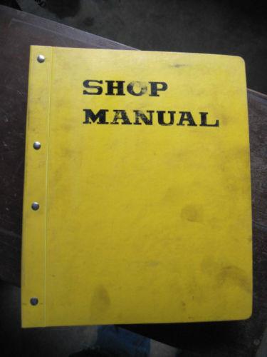 OEM Komatsu PC300 LC-5 PC400 LC-5 SHOP SERVICE REPAIR Manual Book