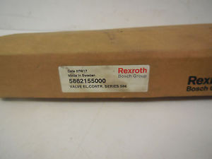 NEW Russia Japan REXROTH 5862155000 VALVE