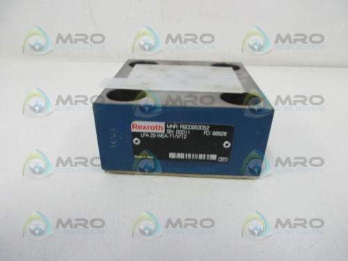 REXROTH Egypt Canada R900953052 LOGIC COVER *NEW NO BOX*