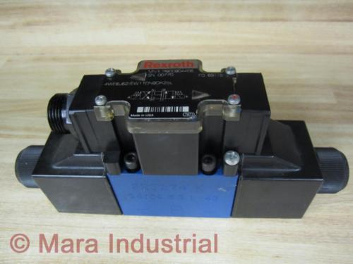 Rexroth Australia Canada Bosch R900904406 Valve 4WE6J62/EW110N9DK25L - New No Box