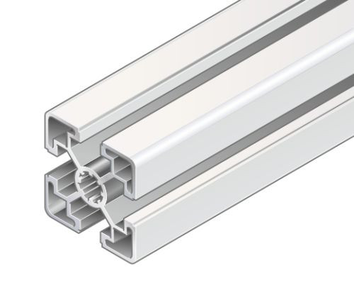 20 Canada Greece x 20mm Aluminium Profile   6mm Slot   Bosch Rexroth   Frames   Choose Length