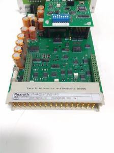 REXROTH Canada Russia COMMAND CONTROL CARD VT-HACD-1-12/VO/1-P-O