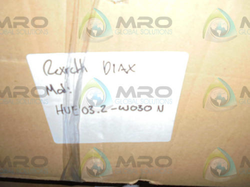 REXROTH Canada Greece INDRAMAT HVE03.2-W030N *NEW IN BOX*