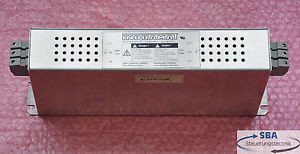Rexroth Mexico Australia Indramat Power Line Filter  Typ: NFD 02.2-480-030