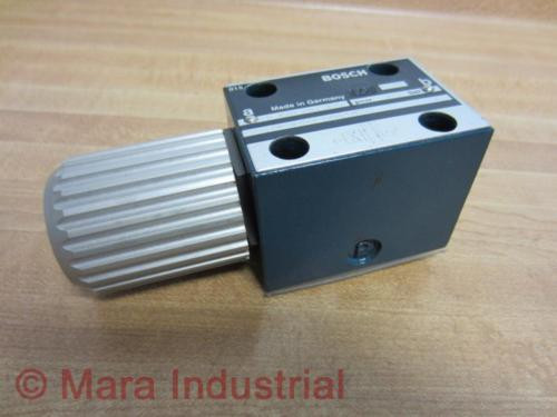 Rexroth Germany Korea Bosch 0 810 091 376 Valve 081WV06P1V6012D50 - New No Box