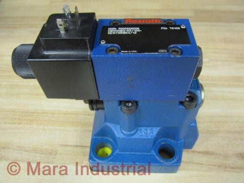 Rexroth Korea Dutch Bosch R900928006 Valve DBW20B2-52/100-6EW110N9K4/12 - New No Box