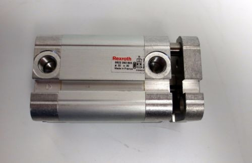 REXROTH Singapore Singapore COMPACT PISTON ROD CYLINDER 0822393605 H:30, D:32