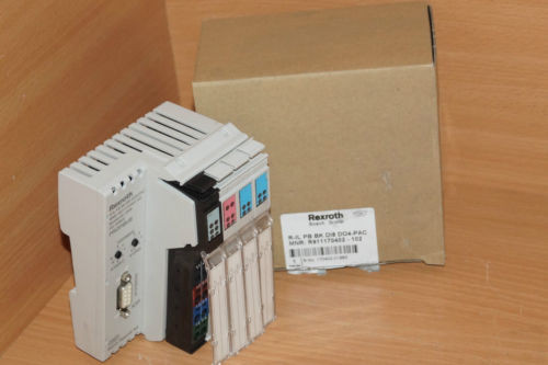 Rexroth Australia Greece R-IL PB BK DI8 DO4-PAC Profibus