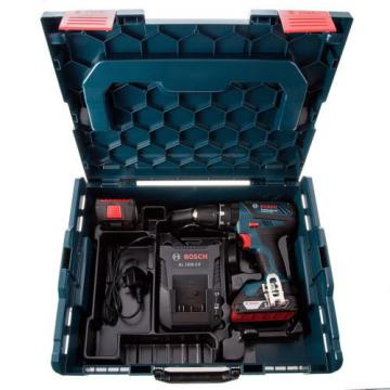 Bosch GSB18VLI dynamic 18v combi cordless drill 2x4ah li-on L box GSB18VL-I